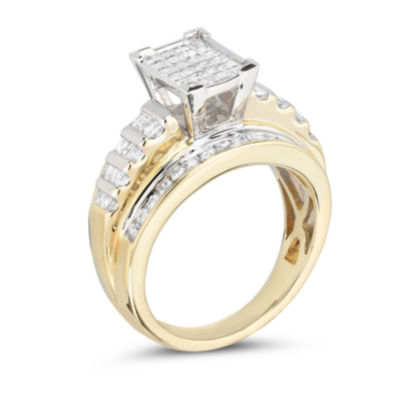 1 CT. T.W. Diamond Engagement Ring 14K Gold