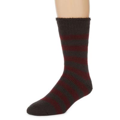 St. John's Bay Thermal Boot Socks-Mens