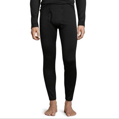 St. John's Bay Heavy Weight Grid Fleece Thermal Pants