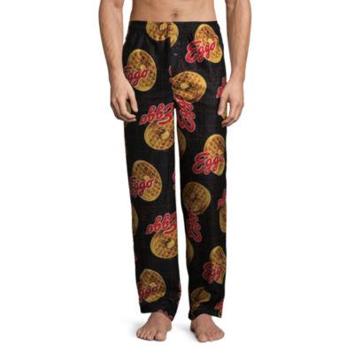 Eggo Men's Knit Pajama Pants - Big
