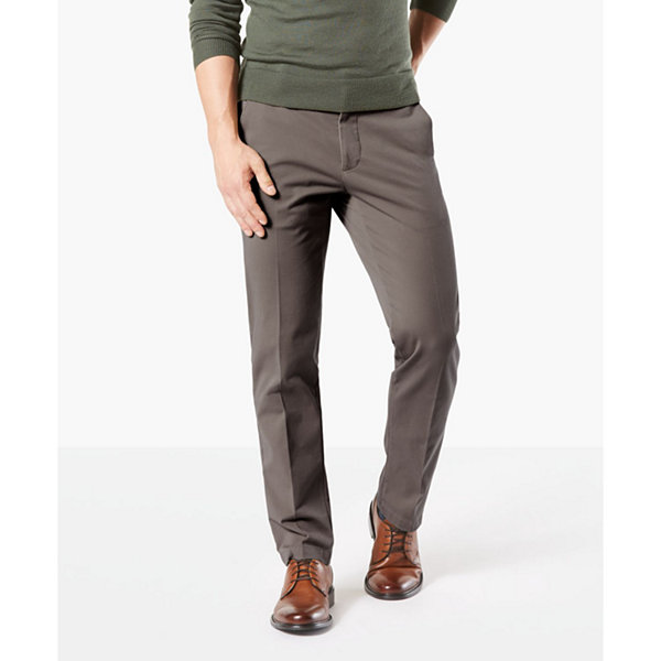 895a3dad171 Dockers® Straight Fit Signature Khaki Lux Cotton Stretch Pants D2 ...