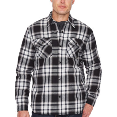 Big Mac Sherpa Lined Shirt Jacket