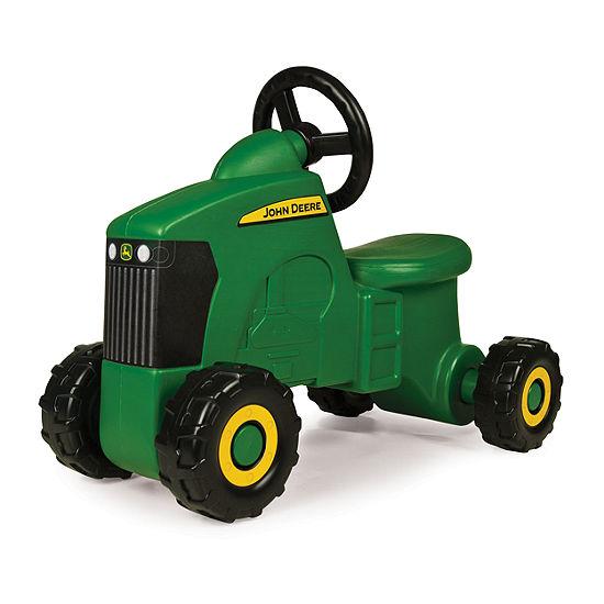 John Deere - Foot to Floor Tractor