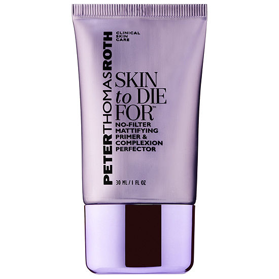 Peter Thomas Roth Skin to Die For™ No- Filter Mattifying Primer & Complexion Perfector