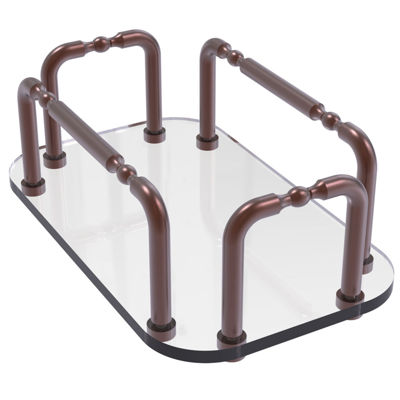 Allied Brass Vanity Top Guest Towel Holder