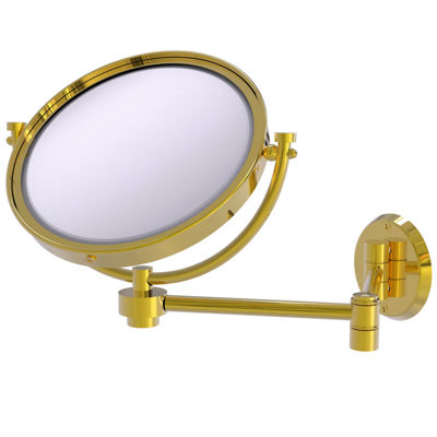 Allied Brass Tribecca Collection 8 Inch Vanity TopMake-Up Mirror 4X Magnification