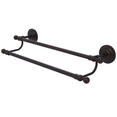 Allied Brass Que New Collection 30 Inch Double Towel Bar