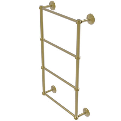 Allied Brass Pipeline Collection 36 Inch Wall Mounted Ladder Towel Bar