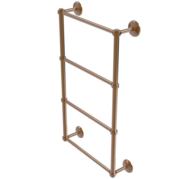 Allied Brass Monte Carlo Collection 4 Tier 36 InchLadder Towel Bar