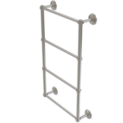 Allied Brass Monte Carlo Collection 4 Tier 24 Inch Ladder Towel Bar
