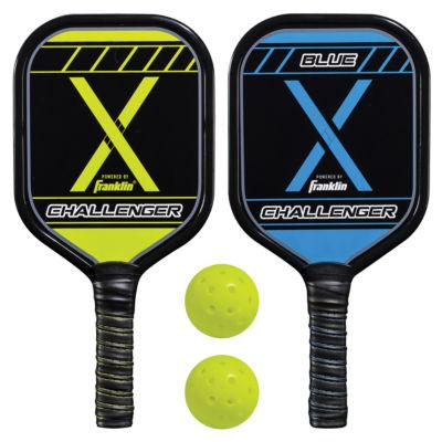 Pickleball-X Performance 2 Player Aluminum Paddle & Ball Set