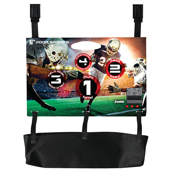 Franklin Sports Door Sports Electronic Football Toss
