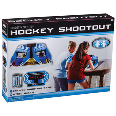 Franklin Sports Shoot N Score® Hockey Shootout