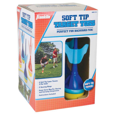 Franklin Sports Soft Tip Target Toss