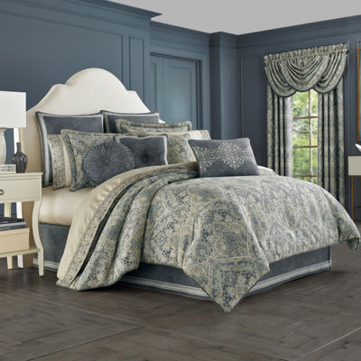 Queen Street Mackinley 4-pc. Comforter Set