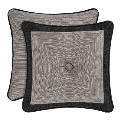 Queen Street Rachelle 18 Inch Square Throw Pillow