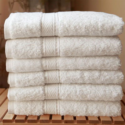 Linum Home Textiles Terry 6-pc. Washcloth Set