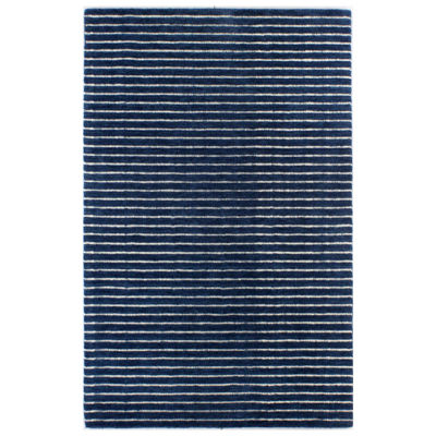 BRENTWOOD 100% WOOL HAND LOOMED AREA RUG