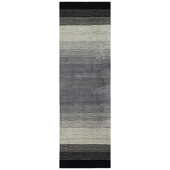 La Jolla 100% Wool Hand Loomed Area Rug