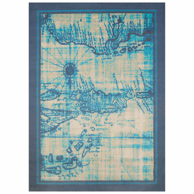 United Weavers Panama Jack Collection Explorer Rectangular Rug