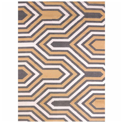 United Weavers Modern Textures Collection Copola Rectangular Rug