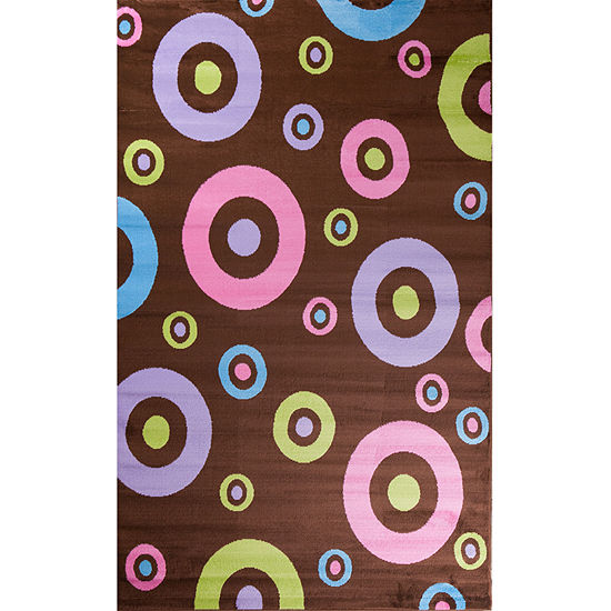 Concord Global Trading Dots Area Rug