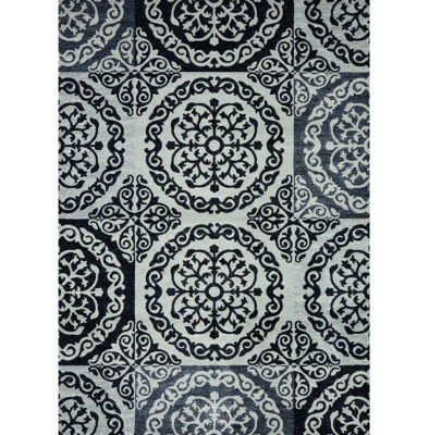Concord Global Trading Matrix Collection Collection Susani Area Rug