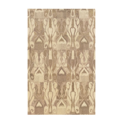 Covington Home Antoinette Tribu Hand Tufted Rectangular Indoor Accent Rug