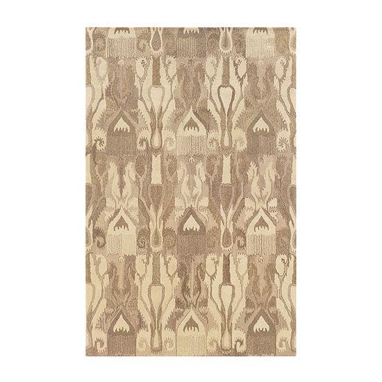Covington Home Antoinette Tribu Hand Tufted Rectangular Indoor Rugs