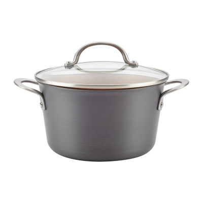 Ayesha Curry ™ Home Collection 4.5-qt. Covered Sauce Pot