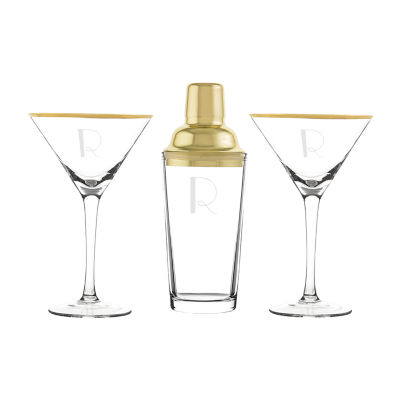 Cathy's Concepts 3-pc. Personalized Cocktail Shaker