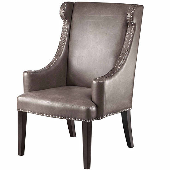 Madison Park Lucy High Back Wing Chair