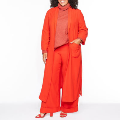 Tracee Ellis Ross for JCP Bliss Robe Jacket - Plus