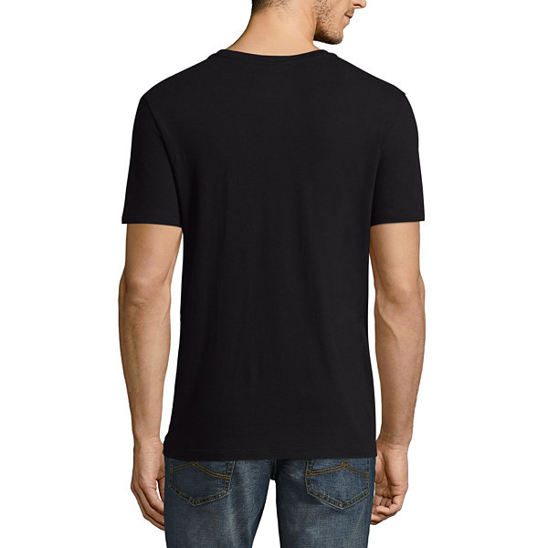 City Streets Short Sleeve Crew Neck T-Shirt-Mens