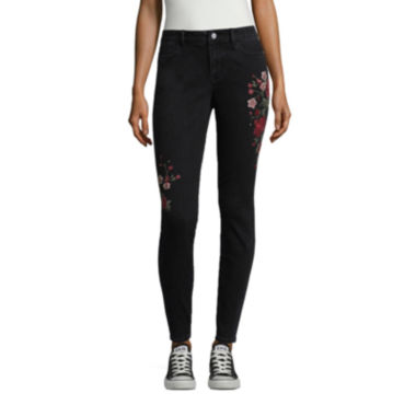 a.n.a Embroidered Jegging
