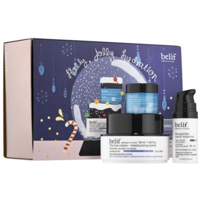 belif Holly Jolly Hydration Set