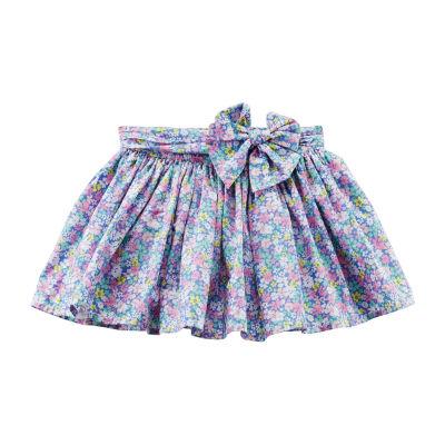 Carter's Floral Print Skirt - Preschool Girls