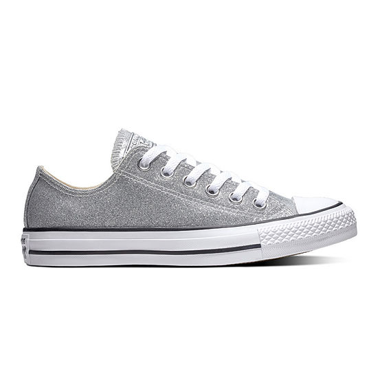 Converse Chuck Taylor All Star Ox Womens Glitter Sneakers