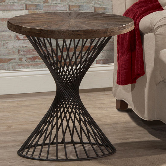 Hillsdale House Kanister End Table