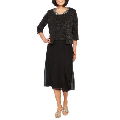 Maya Brooke 3-pc. Skirt Set
