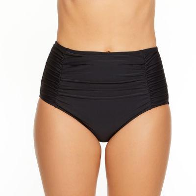 Aqua Couture High Waist Swimsuit Bottom