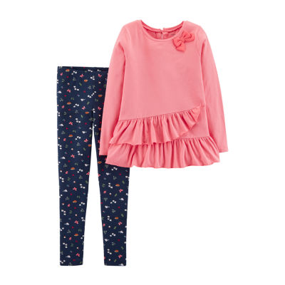 Carter's 2-Pc. Pant Set  - Preschool Girls