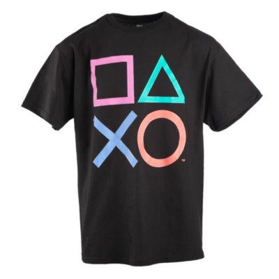 Boys Crew Neck Short Sleeve Graphic T-Shirt Preschool / Big Kid