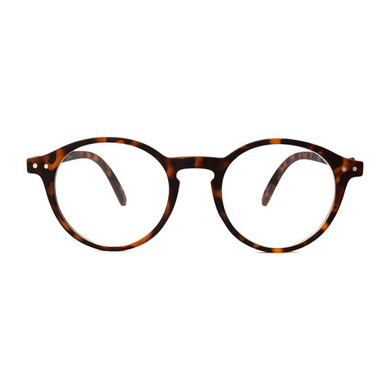 Arizona Mens Full Frame Round Sunglasses