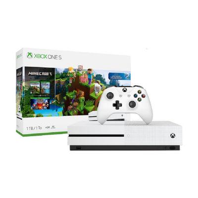 Microsoft Xbox One S 1TB Minecraft Bundle