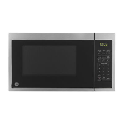 GE 0.9 Cu Ft Counter Microwave