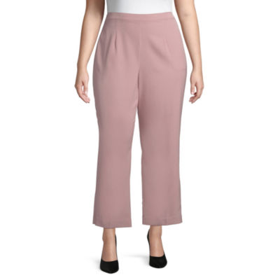 Alfred Dunner Home For The Holidays Classic Pant - Plus