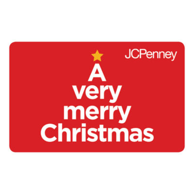 A Very Merry Christmas Gift Card