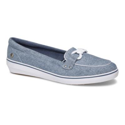 Keds Womens Windsor Round Toe Slip-On Shoe