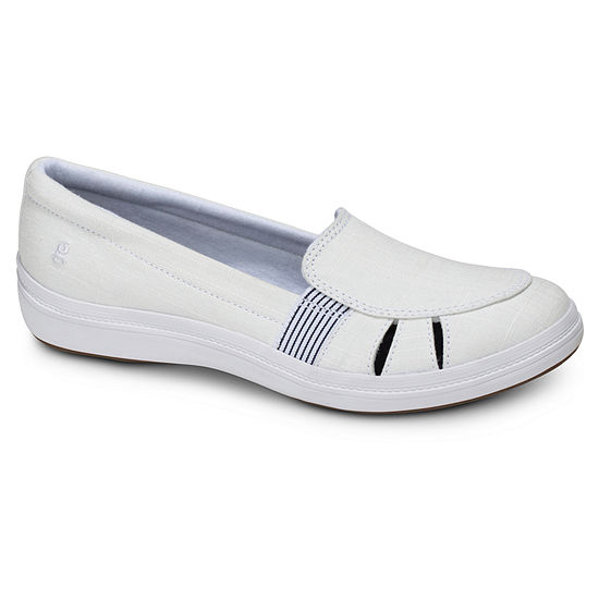 Grasshoppers Womens Janis Fisherman Slip-On Shoe Closed Toe